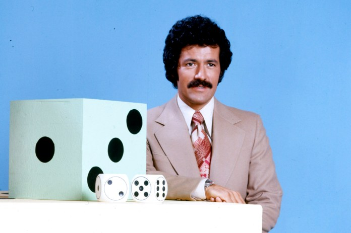 The New High Rollers, Alex Trebek, 1974-88, ©Nbc/Courtesy Everett Collection