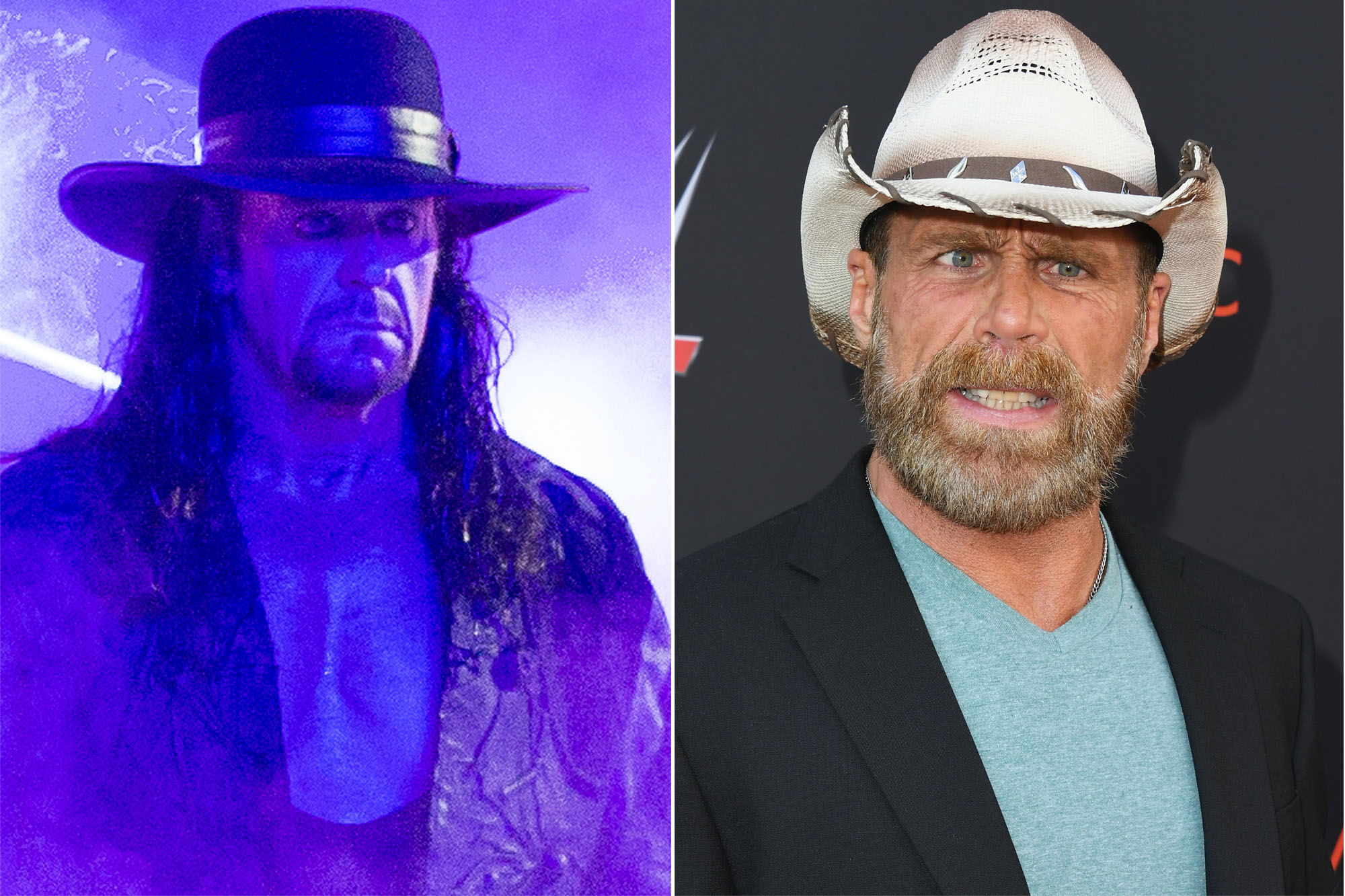 WWE's Undertaker talks Shawn Michaels WrestleMania 14 taping story