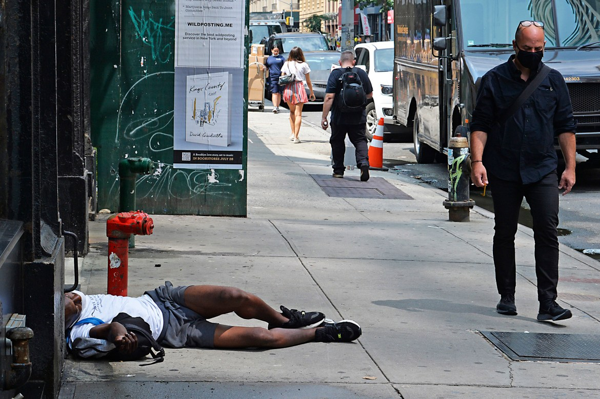 It's no accident that 'Defund the Police' harmed NYC's homeless 1