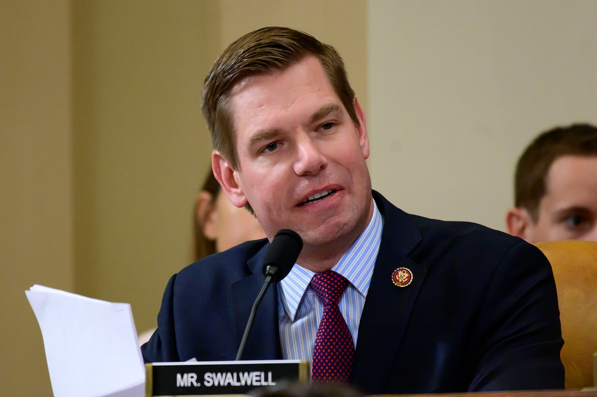 Eric Swalwell, a Chinese 'honeytrap' and FBI double standards 1