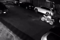 Gunman on motorcycle opens fire on Bronx street, strikes car