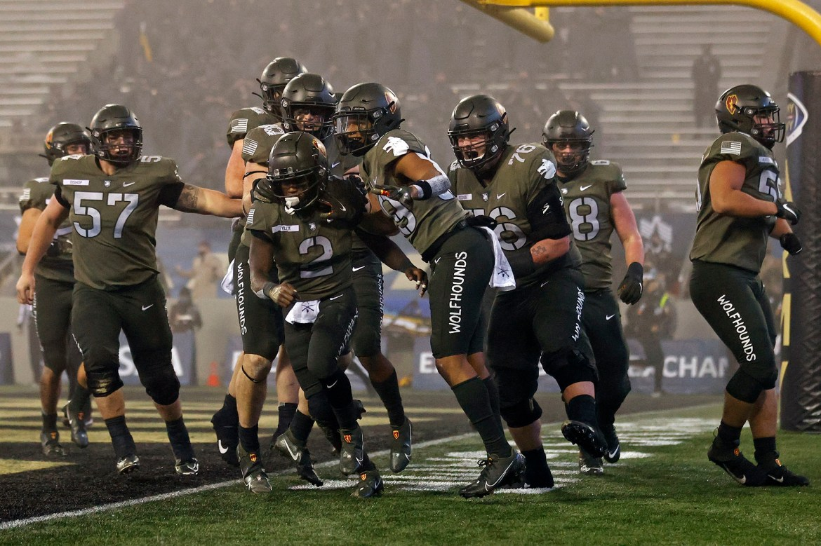 Army shuts out Navy in first West Point meeting since 1943 1