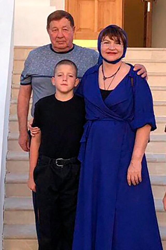 Astrakhan mother-politician killed her son
