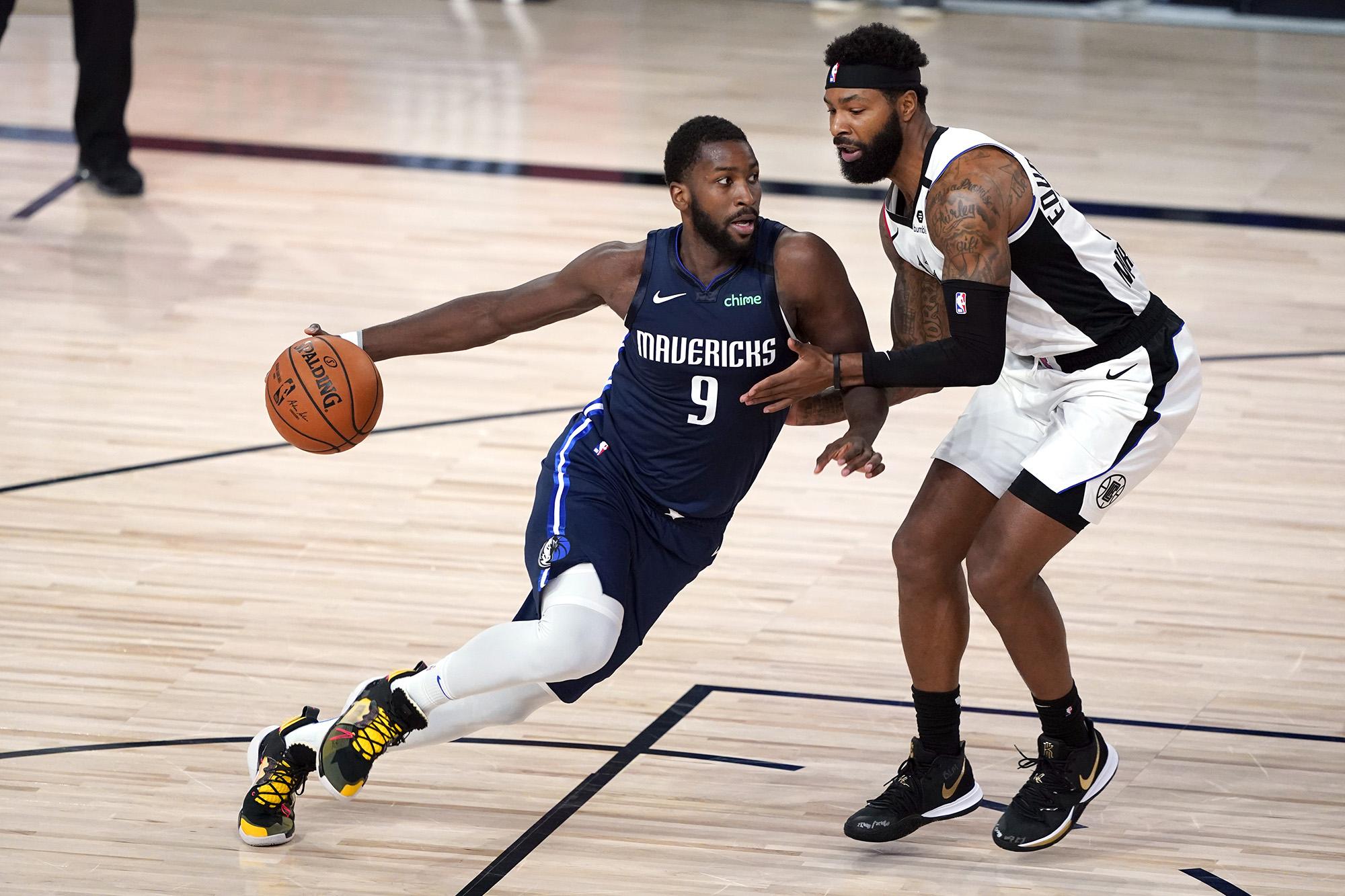 Knicks waiving Michael Kidd-Gilchrist