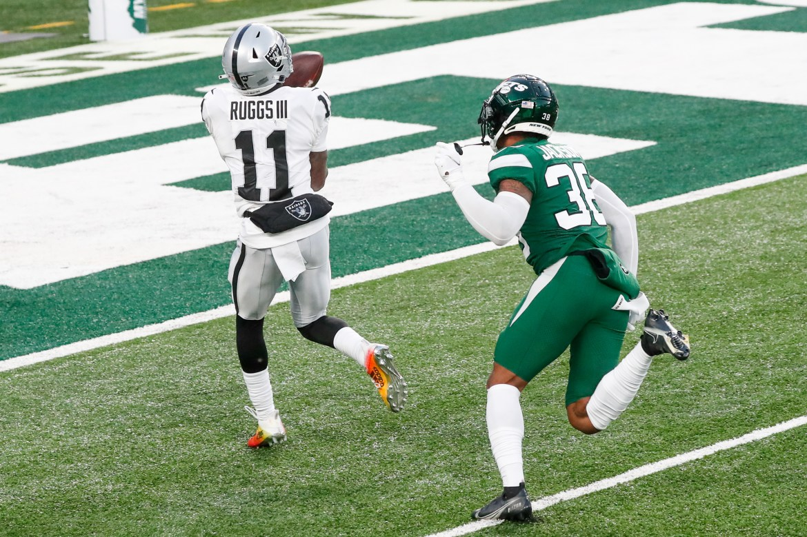 Corner Lamar Jackson accepts blame for role in crushing Jets play 1