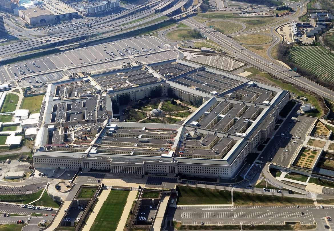 The defense-industry swamp is eager to engulf the Biden administration 1