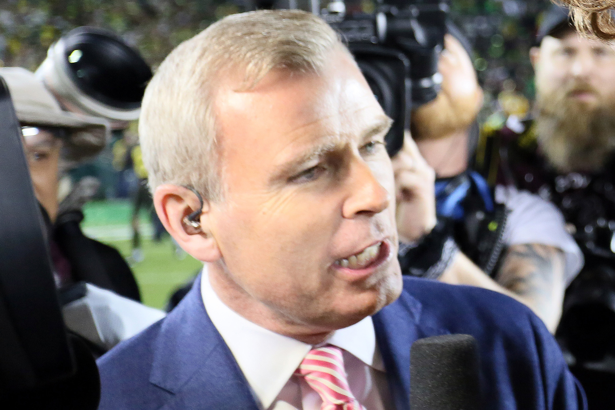Why Tom Rinaldi Left Espn For Fox Sports