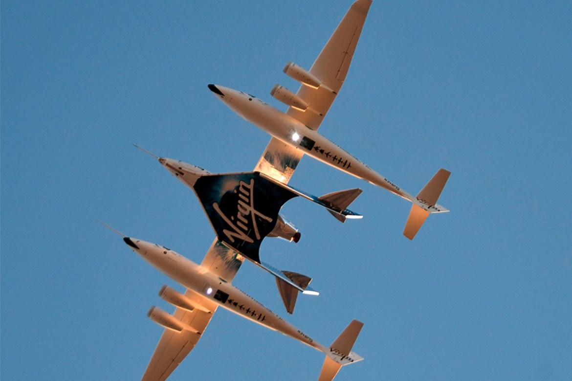 Virgin Galactic aborts mission after spacecraft malfunction 1