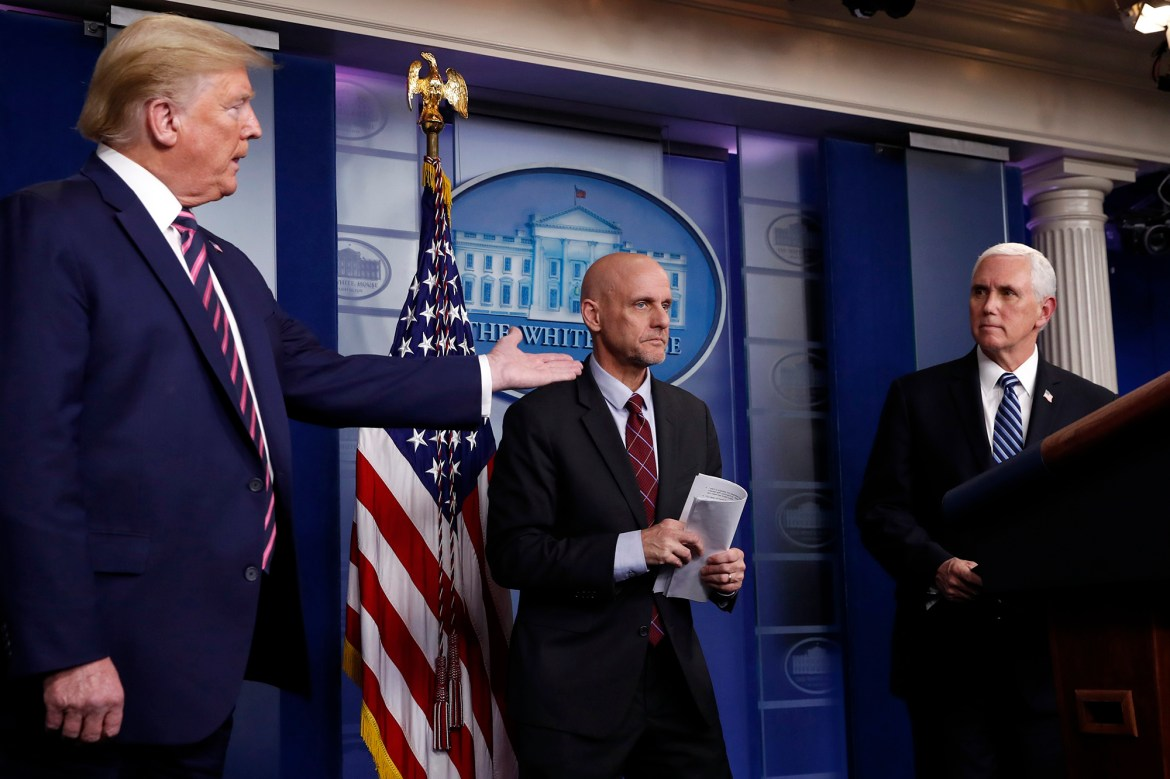 Trump, White House will be offered COVID vaccine within days, report says 1