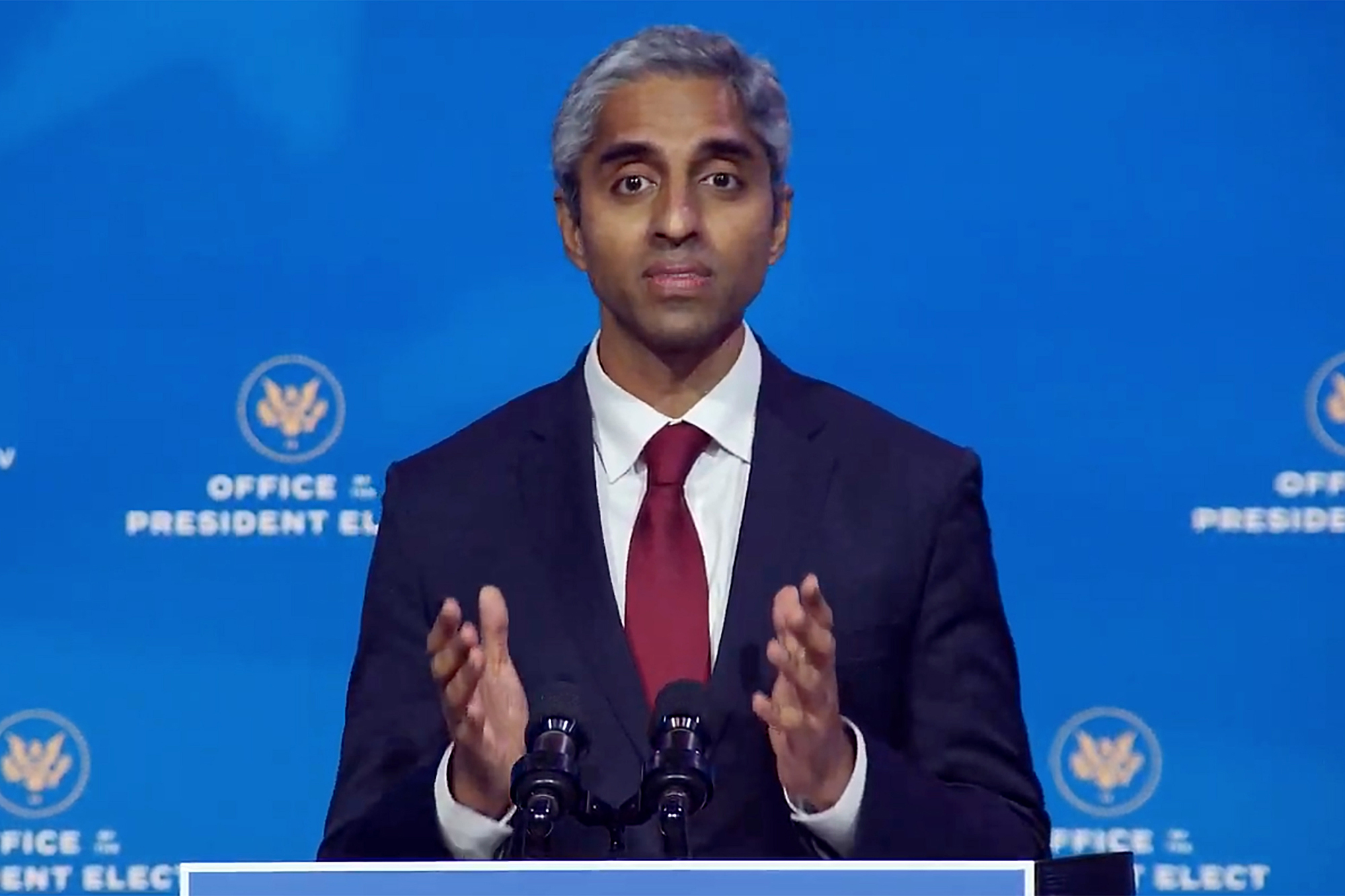 Surgeon general pick outlines COVID-19 vaccine timeline