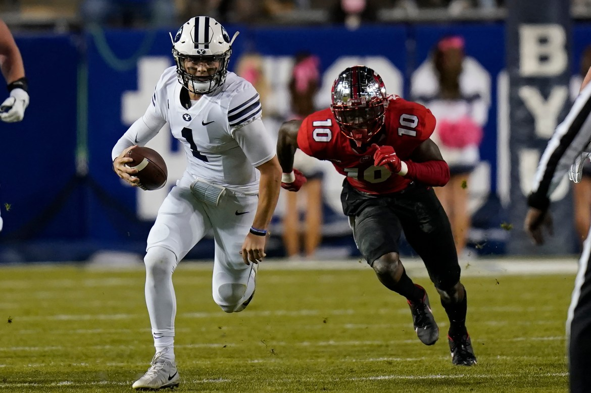 BYU vs. San Diego State football prediction: Take the Over 1