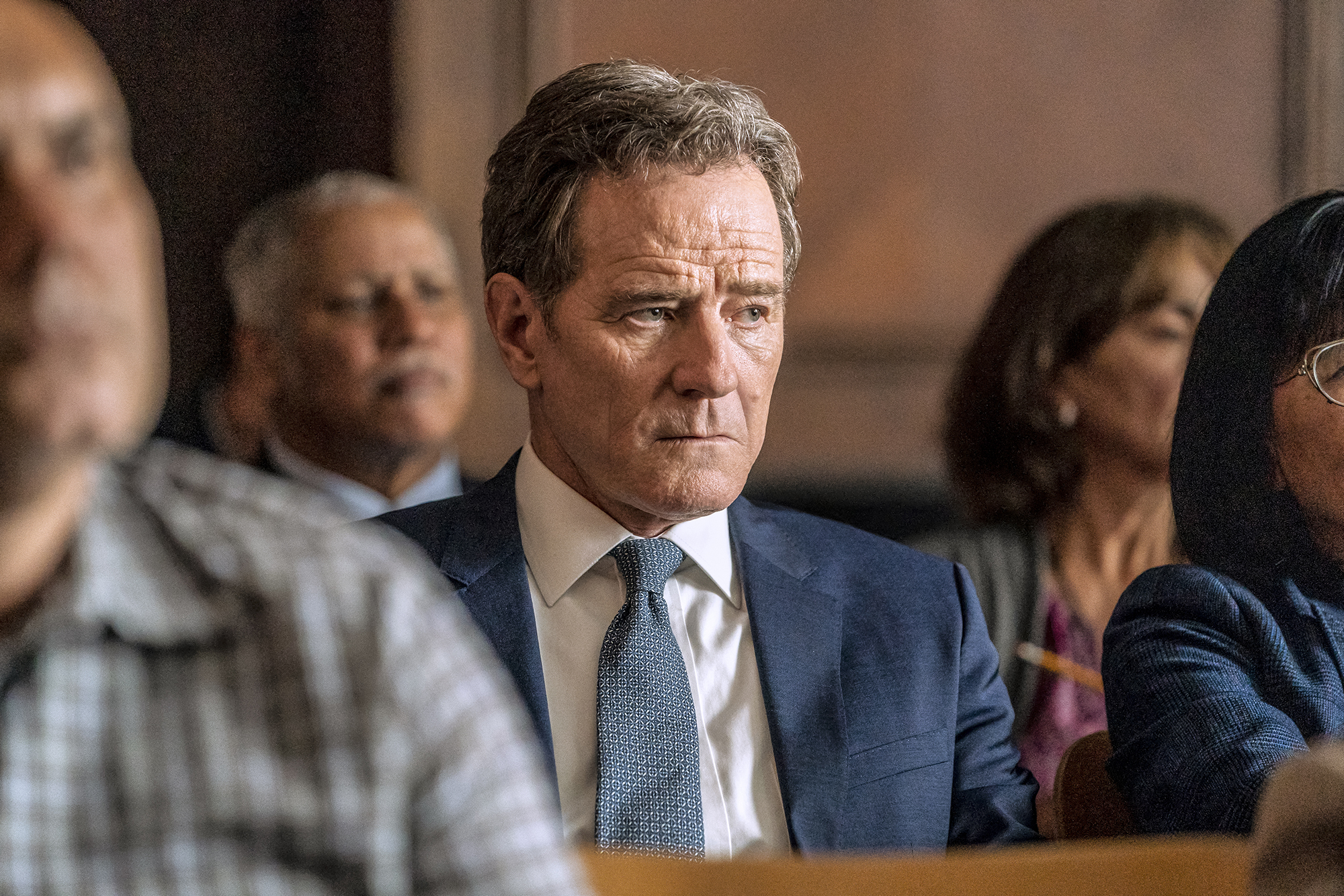 Bryan Cranston on how new show 'Your Honor' is like 'life in America'