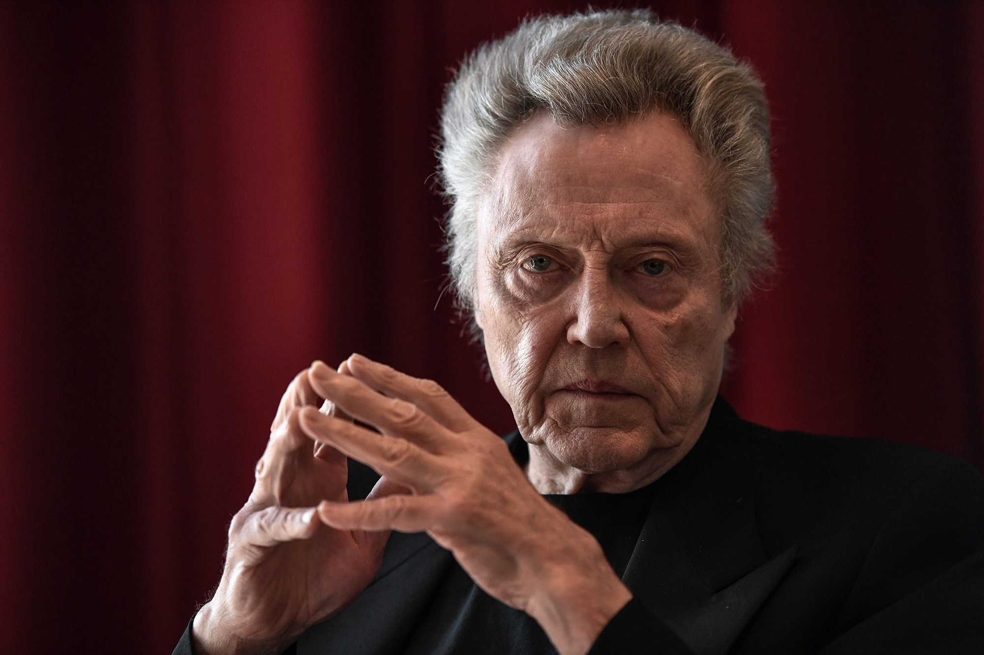 Christopher Walken has never owned cellphone or computer