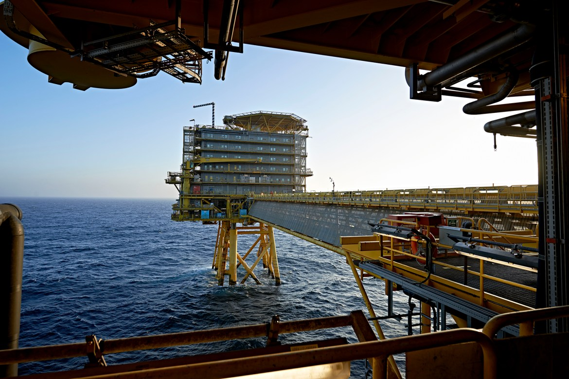 Denmark to end oil, gas extraction in North Sea 1
