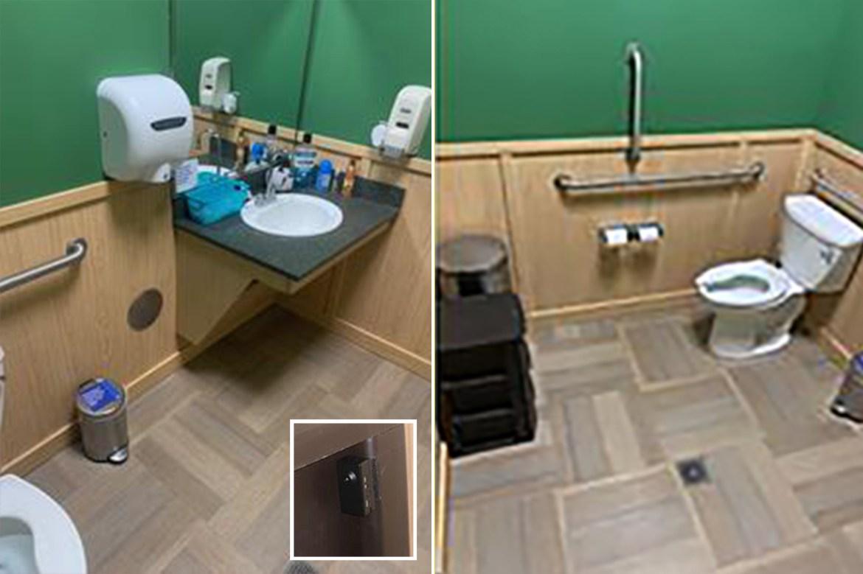 Workers sue Illinois dental practice over hidden cameras found in bathroom 1