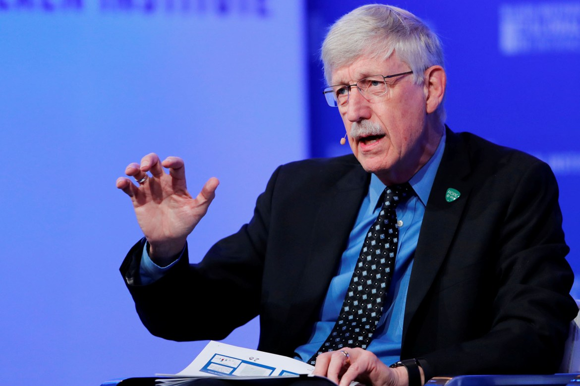 NIH director pleads with USA to put skepticism aside about COVID vaccine 1