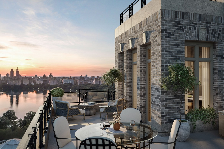 Robert A.M. Stern-designed triplex penthouse sells for $27.8M 1