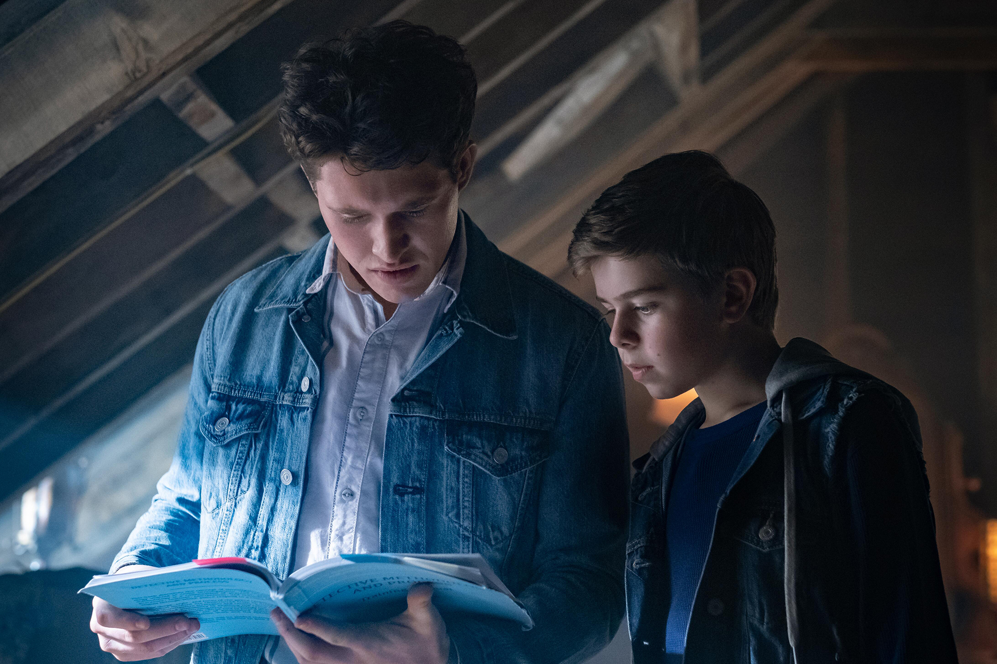 'The Hardy Boys' brings mystery, nostalgia to Hulu