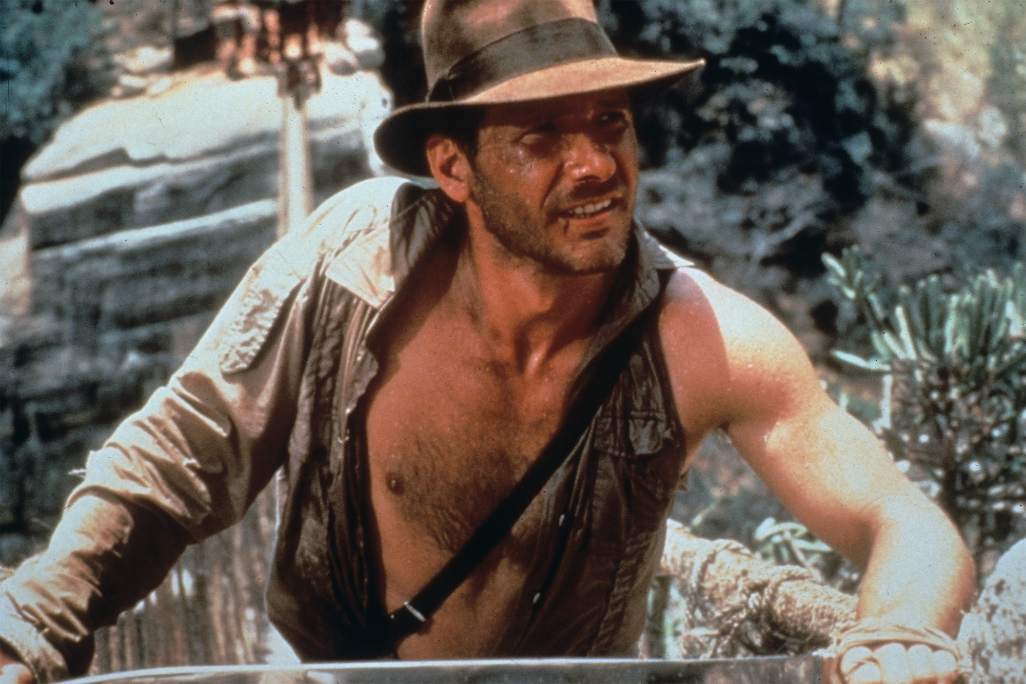 Harrison Ford to reprise 'Indiana Jones' role for final movie