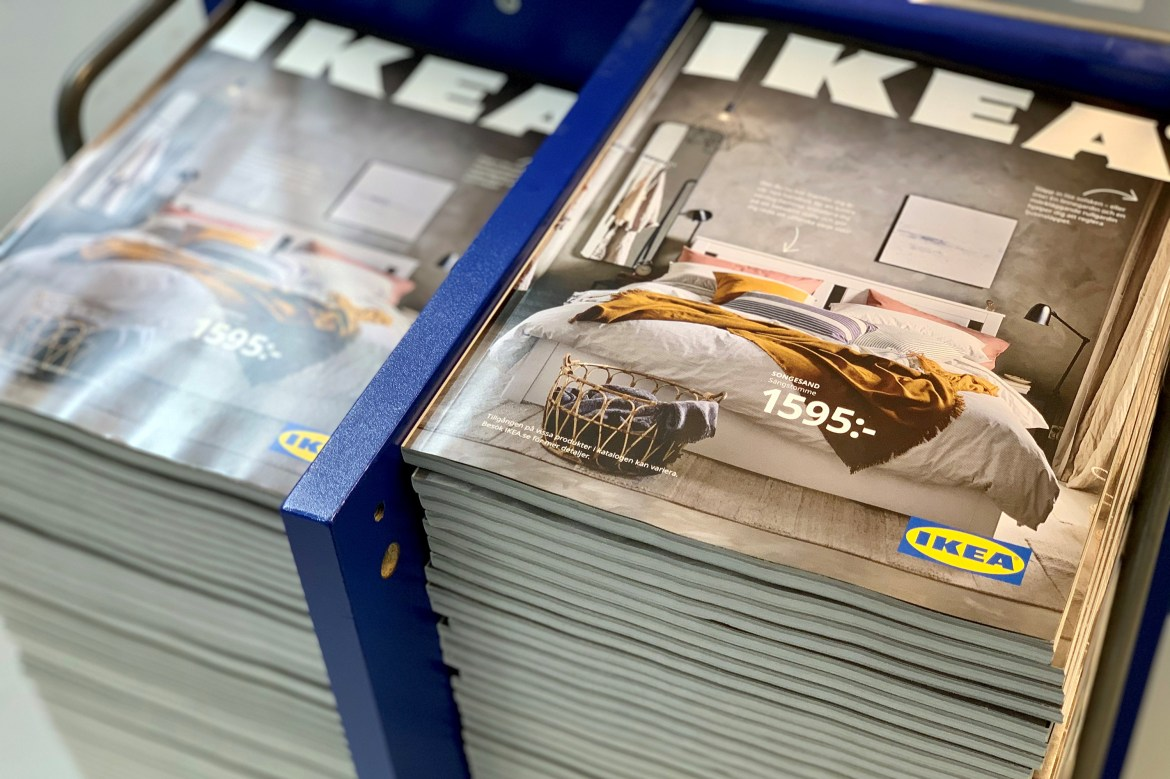 IKEA to stop publishing iconic catalog after 70-year run 1