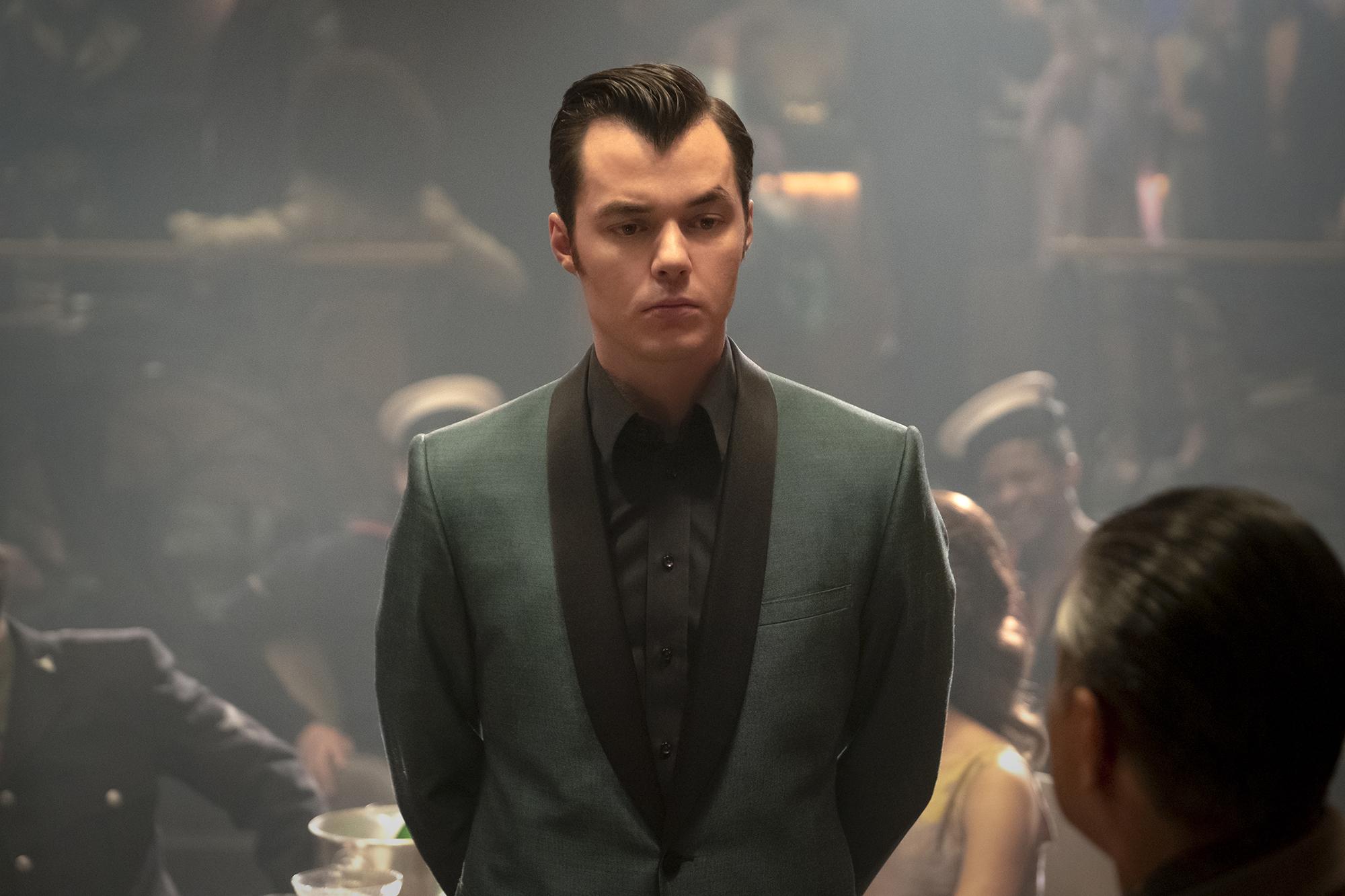 Jack Bannon discusses 'Pennyworth' Season 2