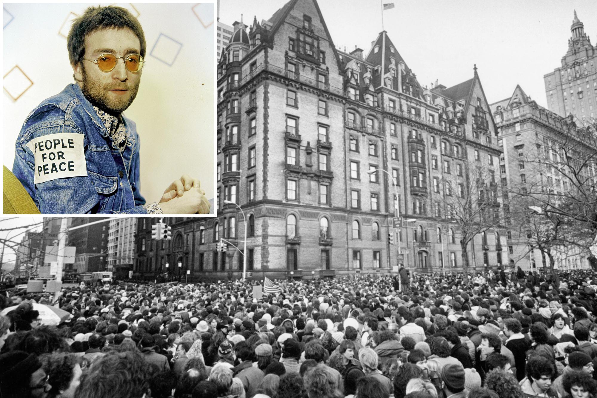Mark David Chapman and the assassination of John Lennon