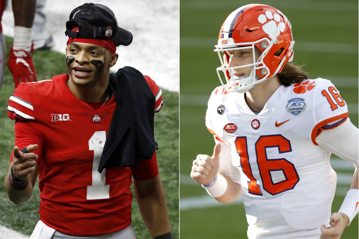Clemson-Ohio State rematch is steeped in playoff drama 1
