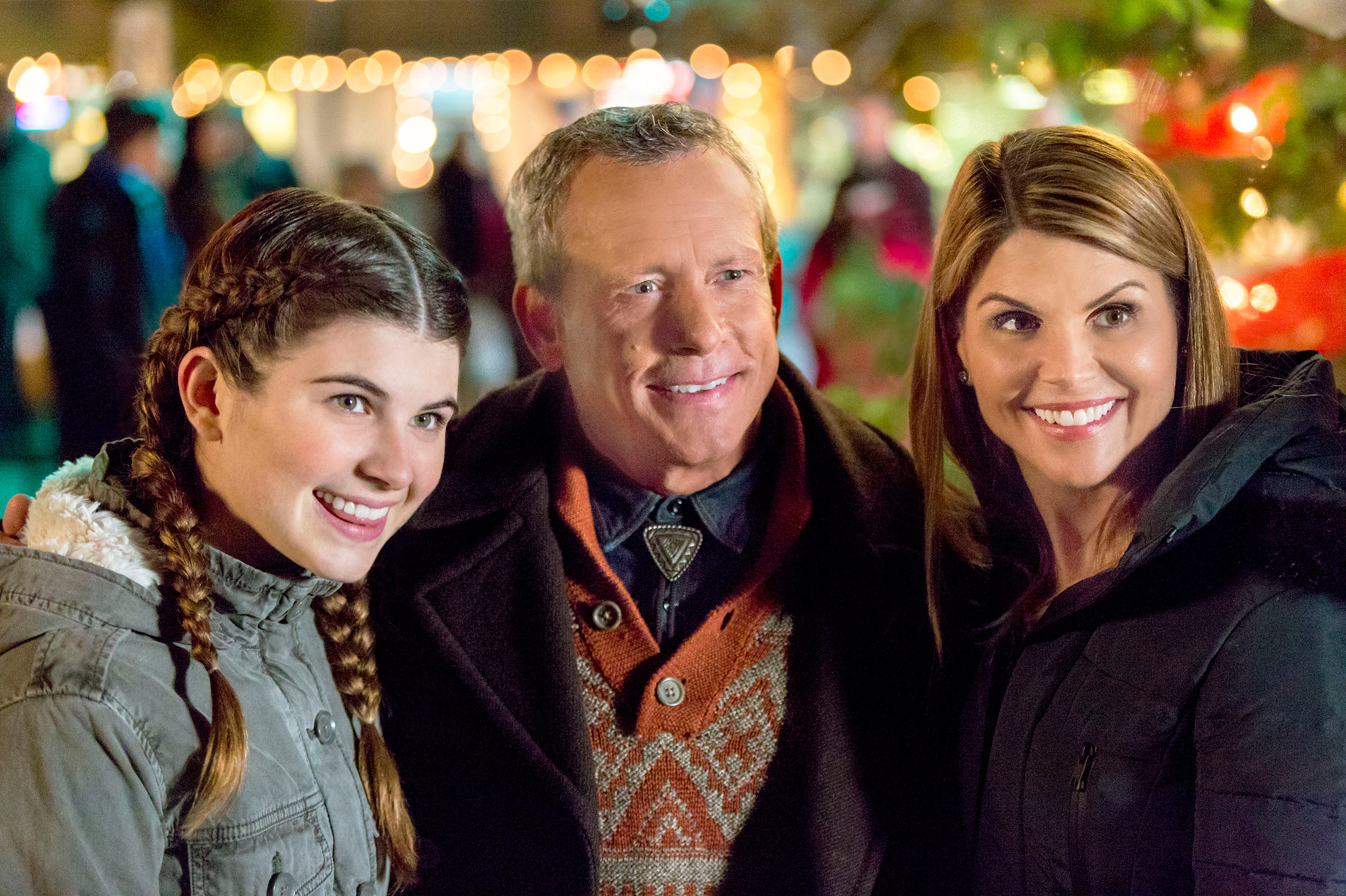 How to watch Lori Loughlin's Hallmark Christmas movies