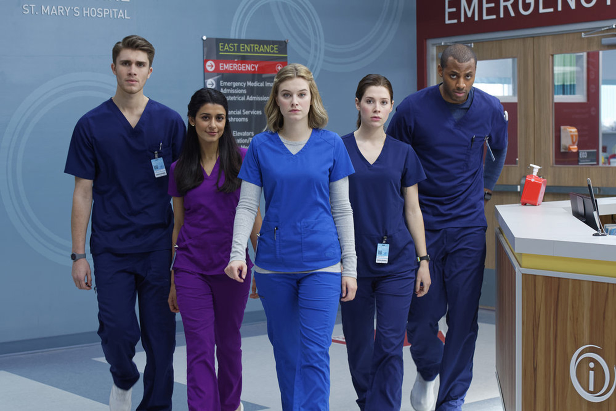NBC medical drama 'Nurses' showing signs of life