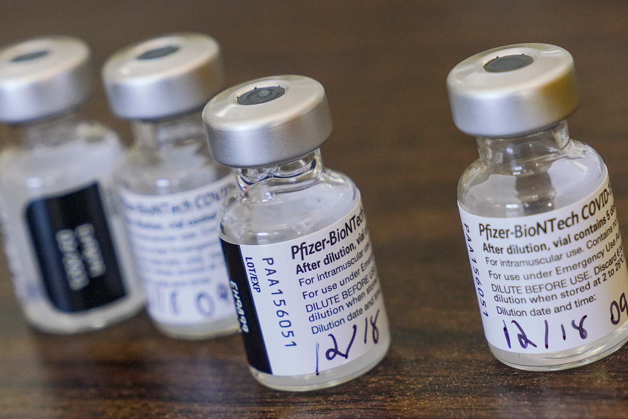 FDA probes allergic reactions after Pfizer COVID-19 shot