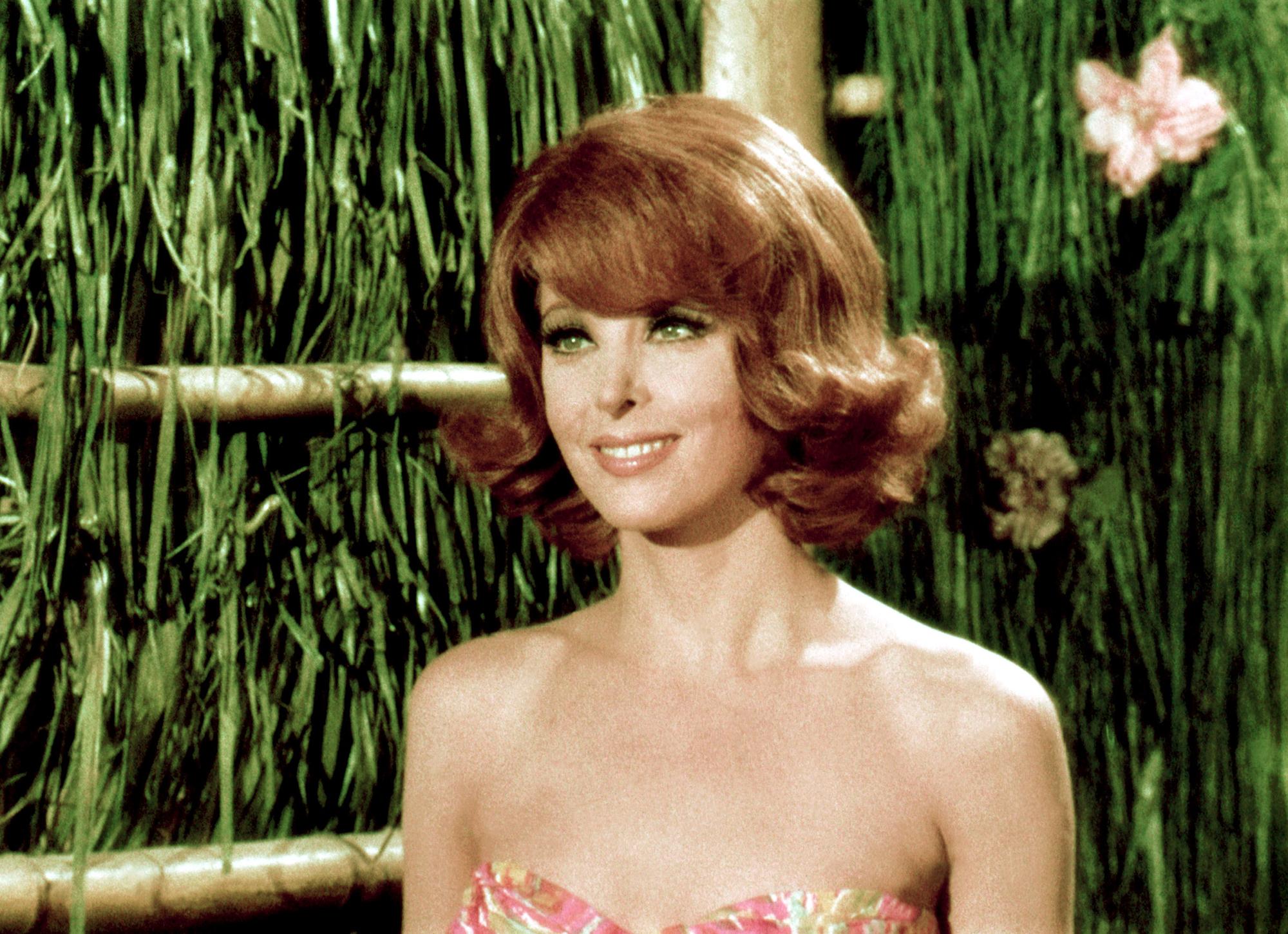 GILLIGAN'S ISLAND, Tina Louise, 1964-1967
