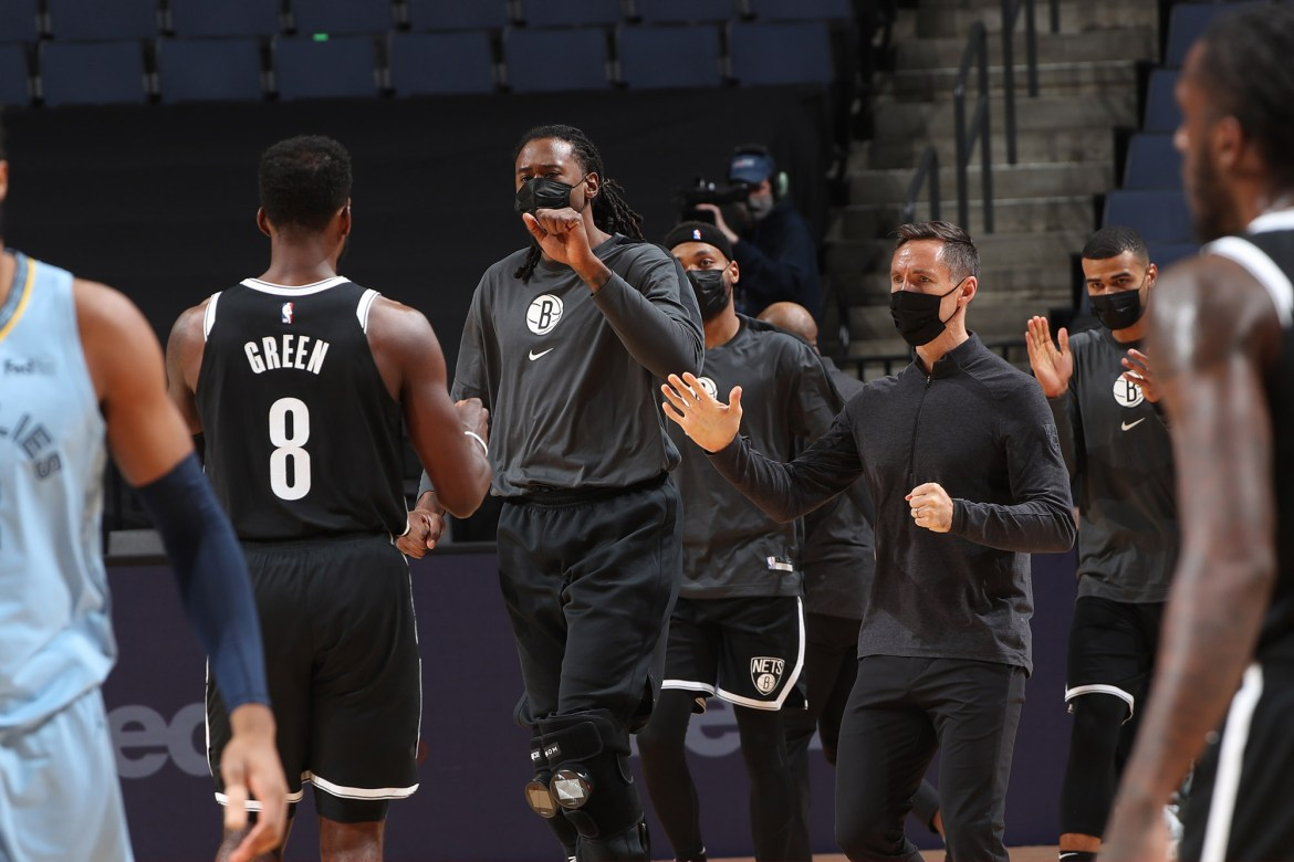 Clearing up why the NBA's COVID-19 protocols allowed Nets to play 1