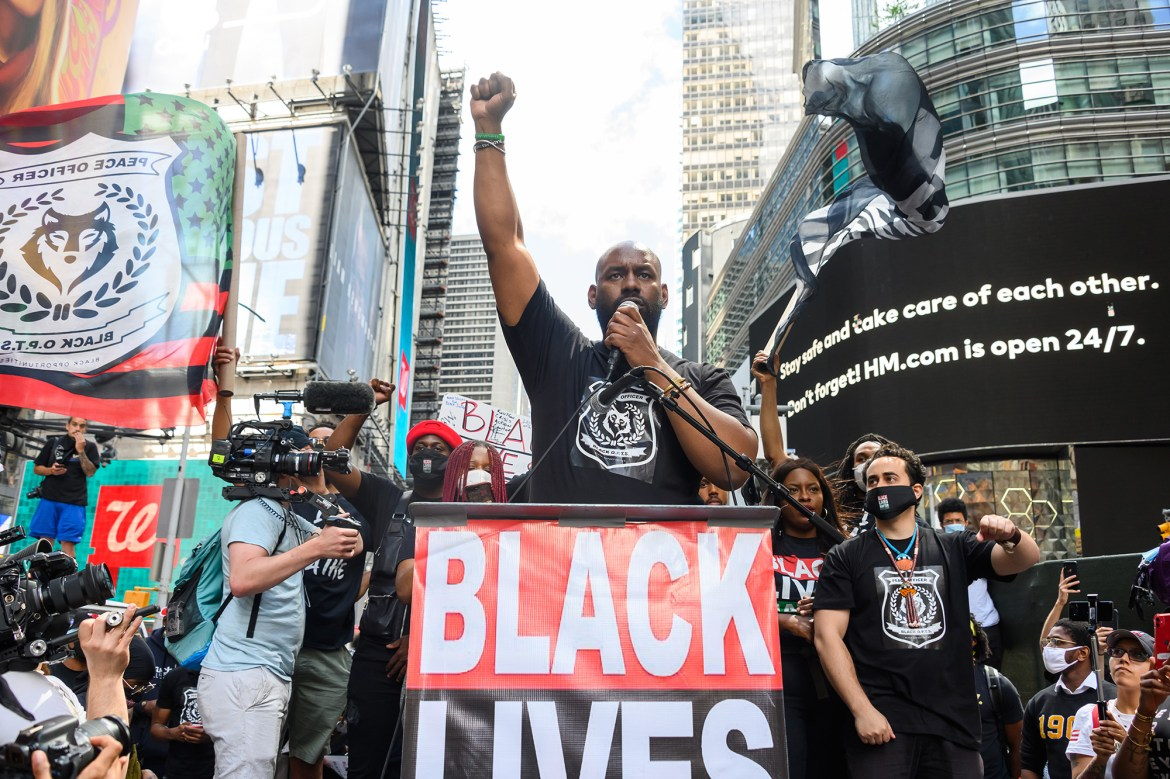 NYT discovers crime wave but goes silent on Black Lives Matter's role 1