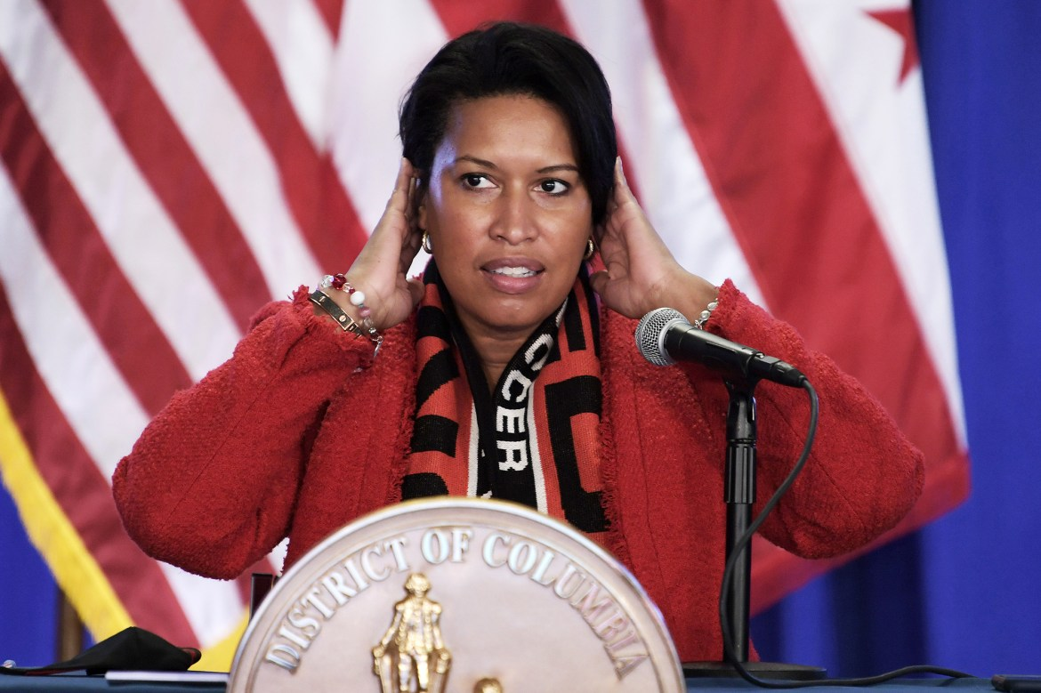 DC Mayor Muriel Bowser evasive on questions about Capitol siege preparation 1