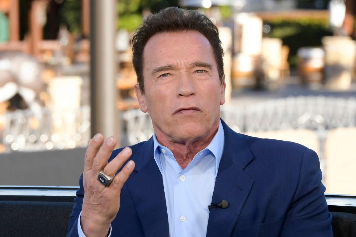 Arnold Schwarzenegger likens Capitol riot to Nazi attack on Jews 1
