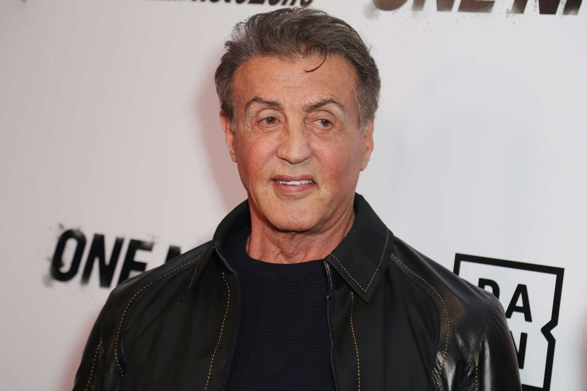 Sylvester Stallone spends $35M on Palm Beach mansion 1