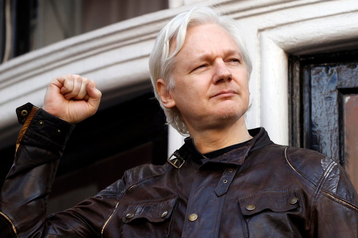 WikiLeaks' Julian Assange shouldn't be extradited to US, UK judge rules 1