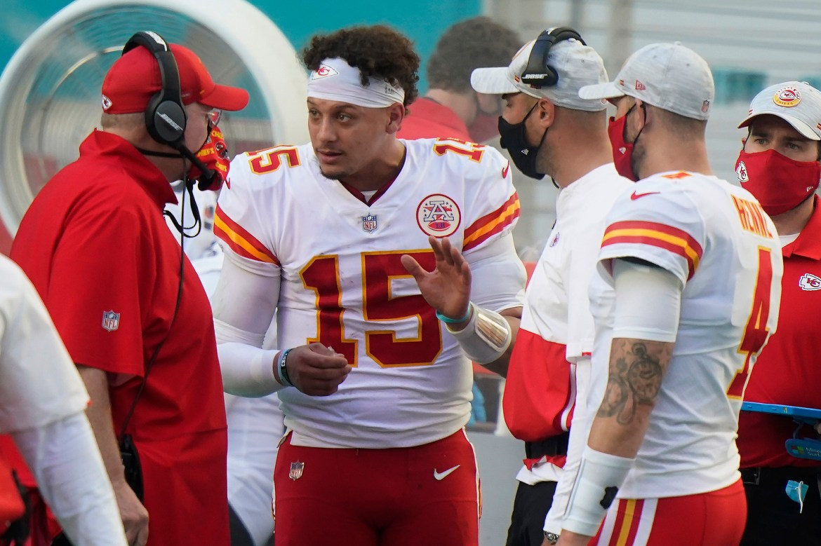 Bettors may turn on Chiefs to ride with big underdog Browns 1