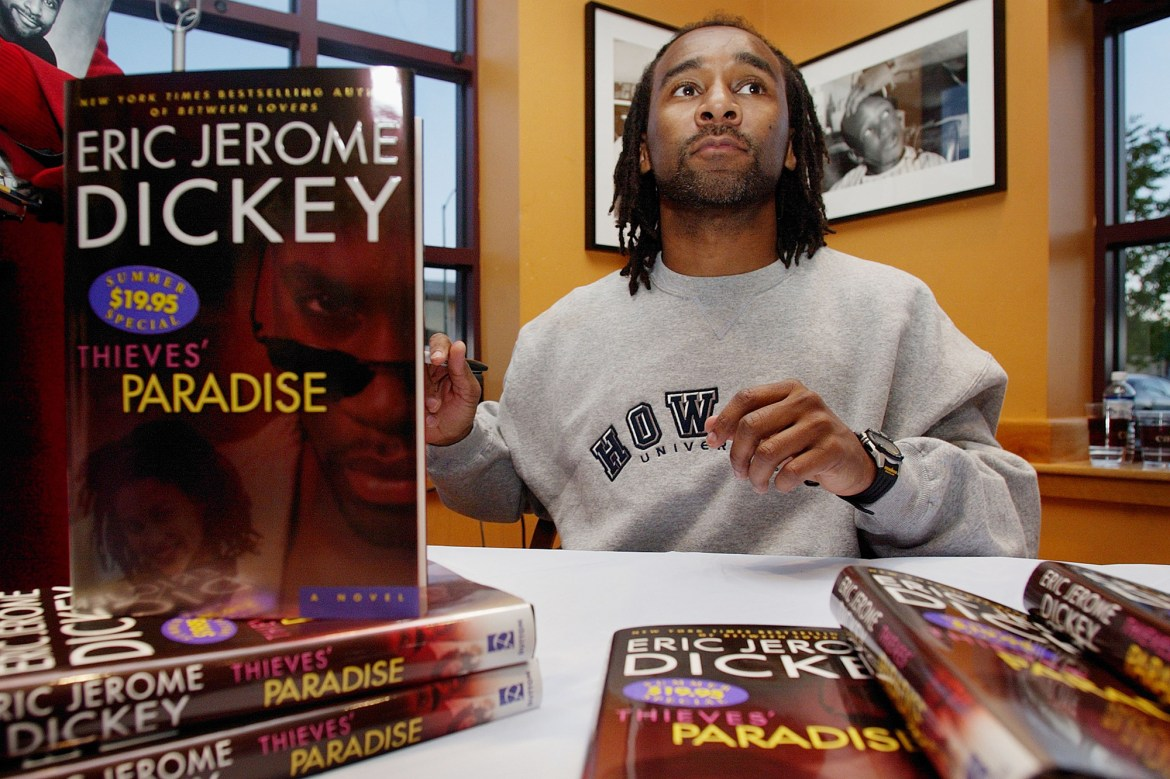 Best-selling author Eric Jerome Dickey dead at 59 1