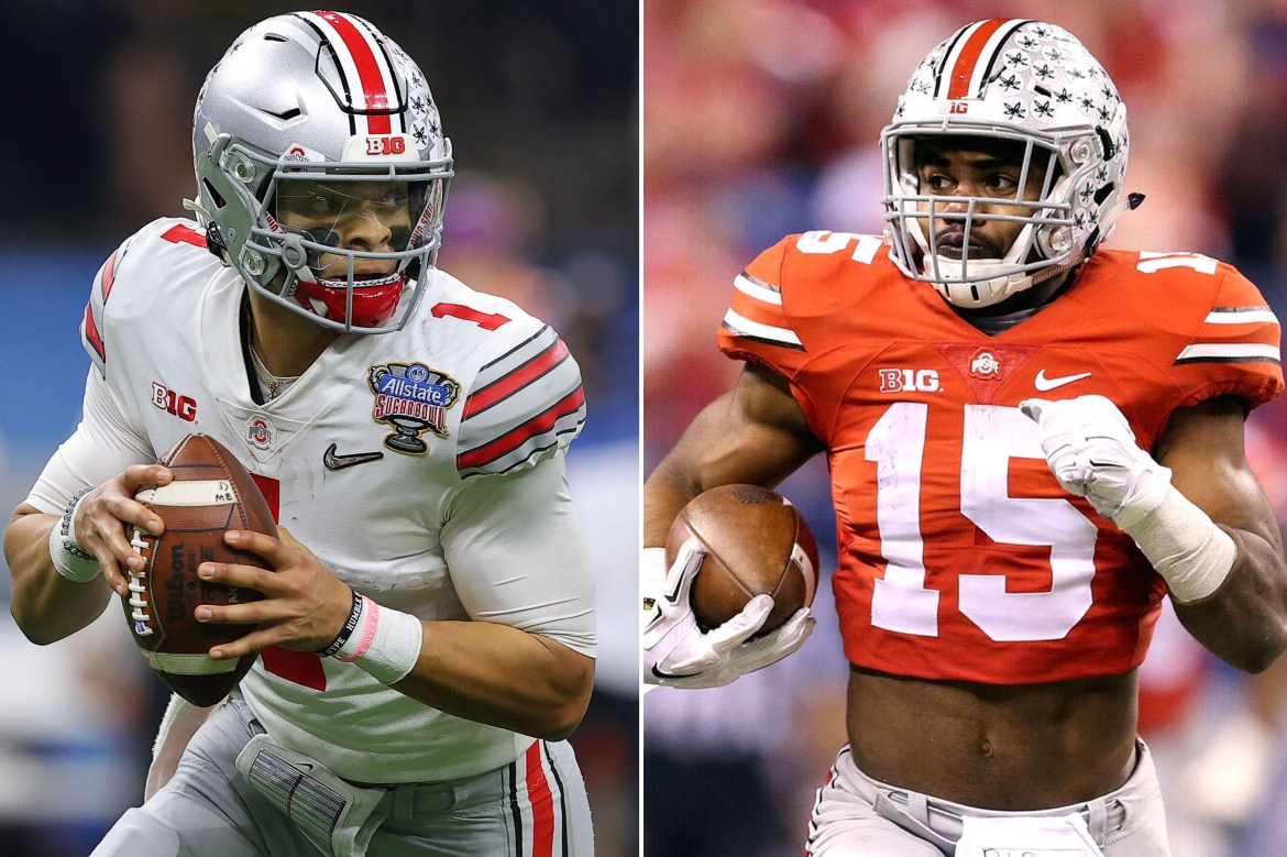 History shows it could be Ohio State's time once again 1