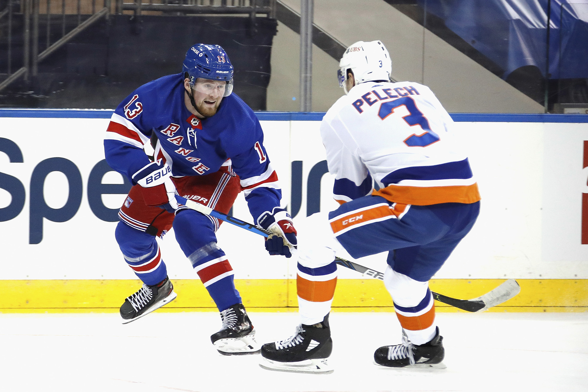 Rangers rookies Alexis Lafreniere, K'Andre Miller had it rough in debuts