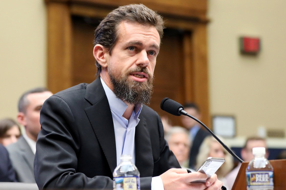 Jack Dorsey rails against feds' proposed cryptocurrency rules 1