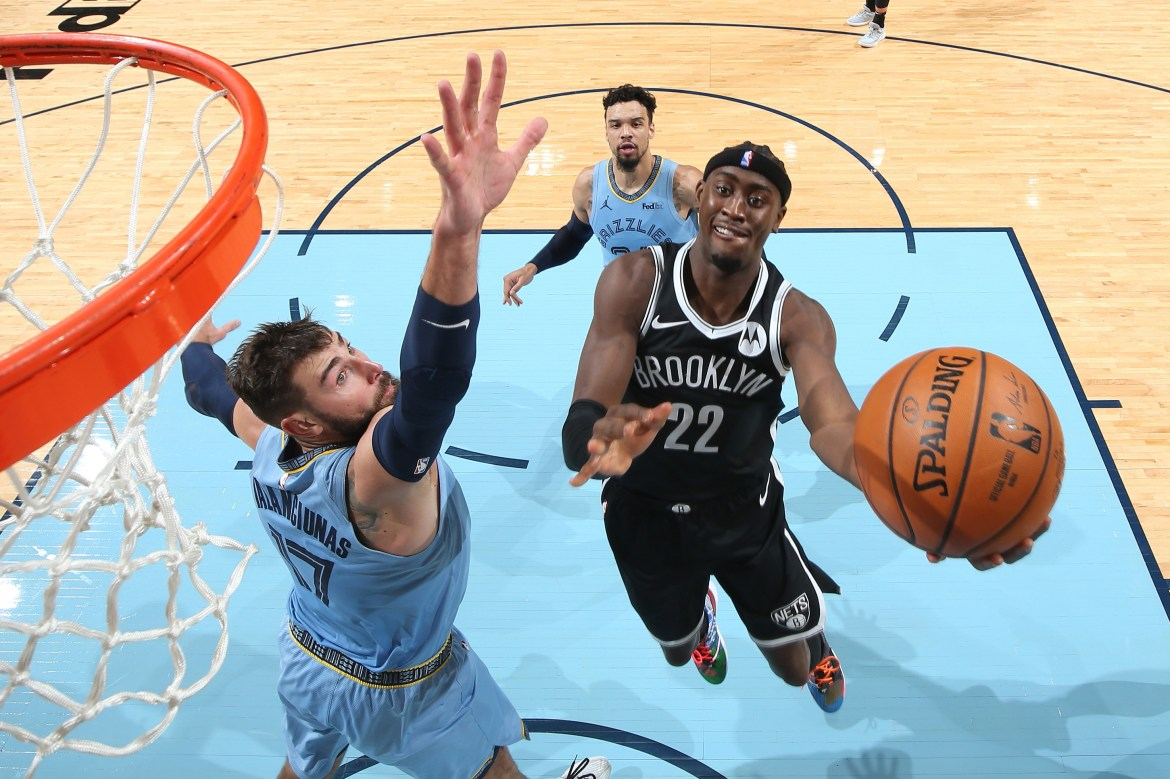The challenge Caris LeVert faces with Nets stars on verge of return 1