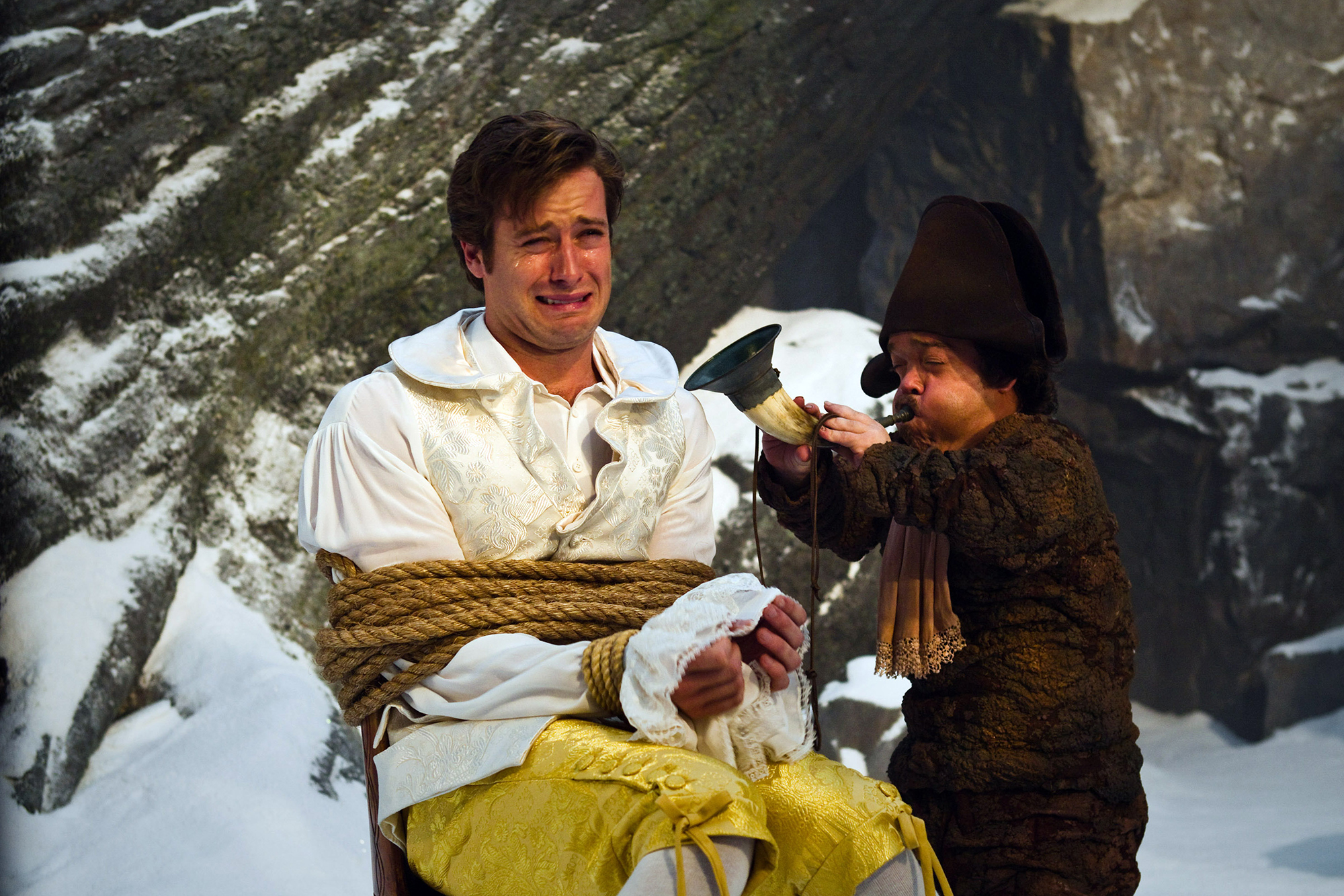 5 Armie Hammer movie moments that are even creepier amid scandal