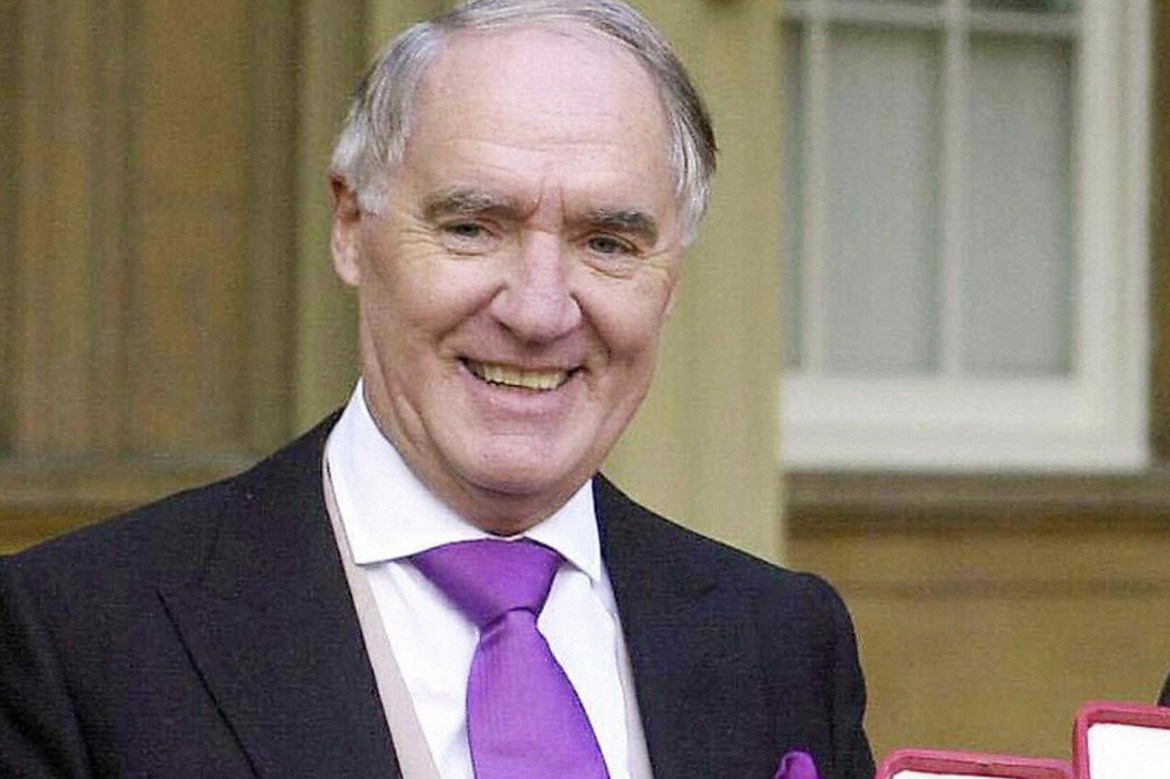 British billionaire and Telegraph co-owner Sir David Barclay dead at 86 1