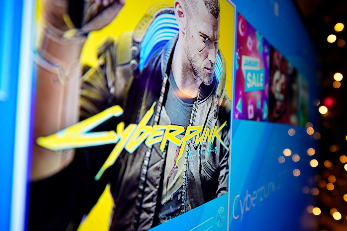 'Cyberpunk 2077' developer scrambles to get game back to PlayStation 1
