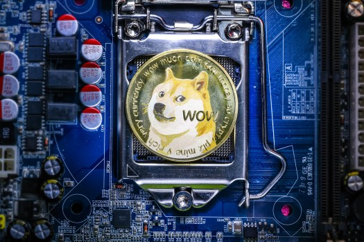 Dogecoin surges as Reddit traders look to cryptocurrencies