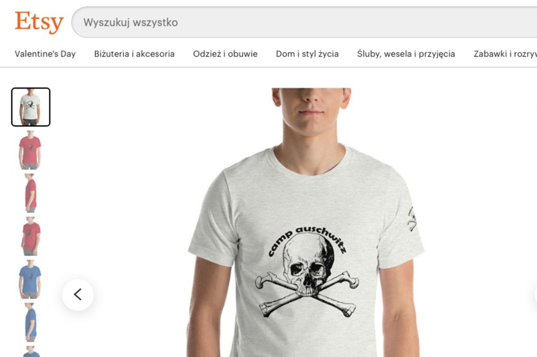 Etsy pulls 'Camp Auschwitz' shirt after Auschwitz Memorial spots item on site 1