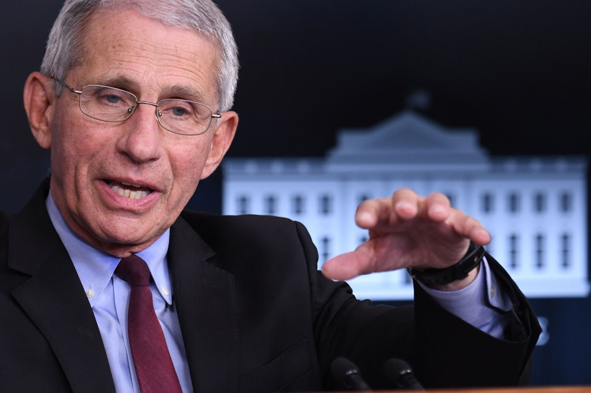 Fauci fires back after Trump claims US COVID-19 death toll 'exaggerated' 1