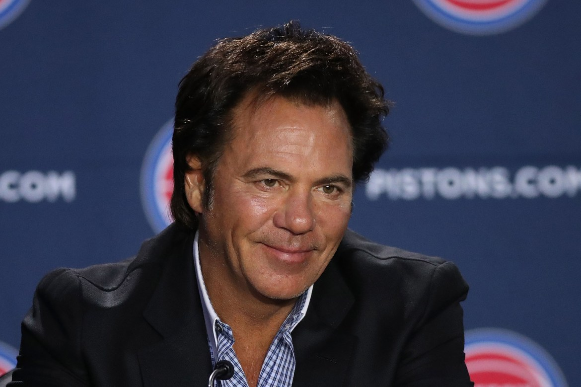 Pistons owner Tom Gores' buyout firm reportedly eyes $4B sale 1